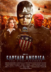 Captain America: TFA by Alecx8