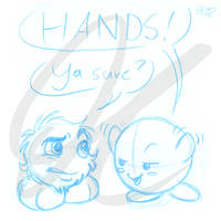 Hands! by Kopanitsak