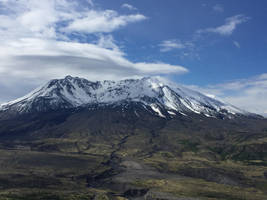Mt St Helen by Programmer64