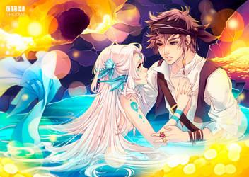 A Pirate's Love Story by KishiShiotani