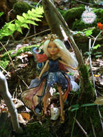 Butterfly Fairy Aglais Ever after High by Magic-by-Mie
