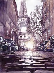 Paris 16 by chatte-bleu