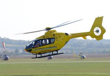 East Anglian Air Ambulance by pma27