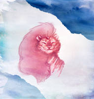 Pink Tiger by gabapple