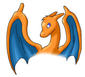 Cute Charizard by antialiasis