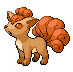 Vulpix by antialiasis