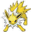 Angry Jolteon by antialiasis