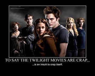 Twilight: Yep, pretty much. by BeautyAndStrength