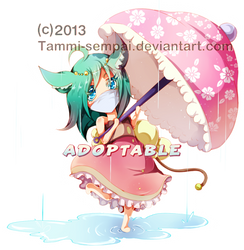 Adoptable 01 (paypal) : SOLD by Tammi-sempai