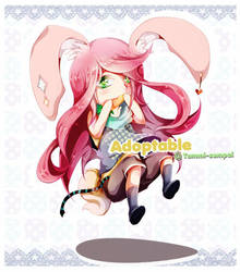 Adoptable 02 (paypal) :  SOLD by Tammi-sempai
