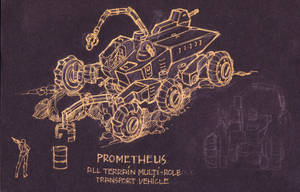 prometheus concept vehicle by pinoypencilpundit
