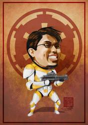 Mr. Rosero by pinoypencilpundit