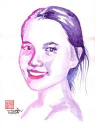 Mia Sara by pinoypencilpundit