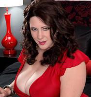 Lady in Red by ohjoy68