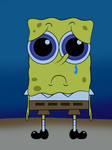 Spongy Sadness by C5000-MakesStuff
