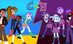 We're Gonna Take You Down - Bronies by MLP-TrailGrazer
