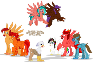 Griffnalysis Community by MLP-TrailGrazer