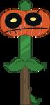 Zombie Pumpkin Magisword by MLP-TrailGrazer