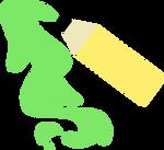 Sketchybum-Tay Cutie Mark by MLP-TrailGrazer