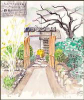 Sachiko's Paradise by SineSquared