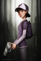 Clementine by InmortalKhan