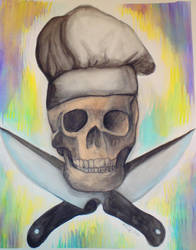The Chef by Rebecca-Leigh