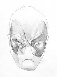Deadpool by MickHunter
