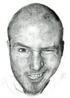Self Portrait by DavidSadler