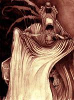 The Crimson King by DavidSadler