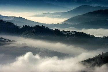 mirage of mists by amunteanu66