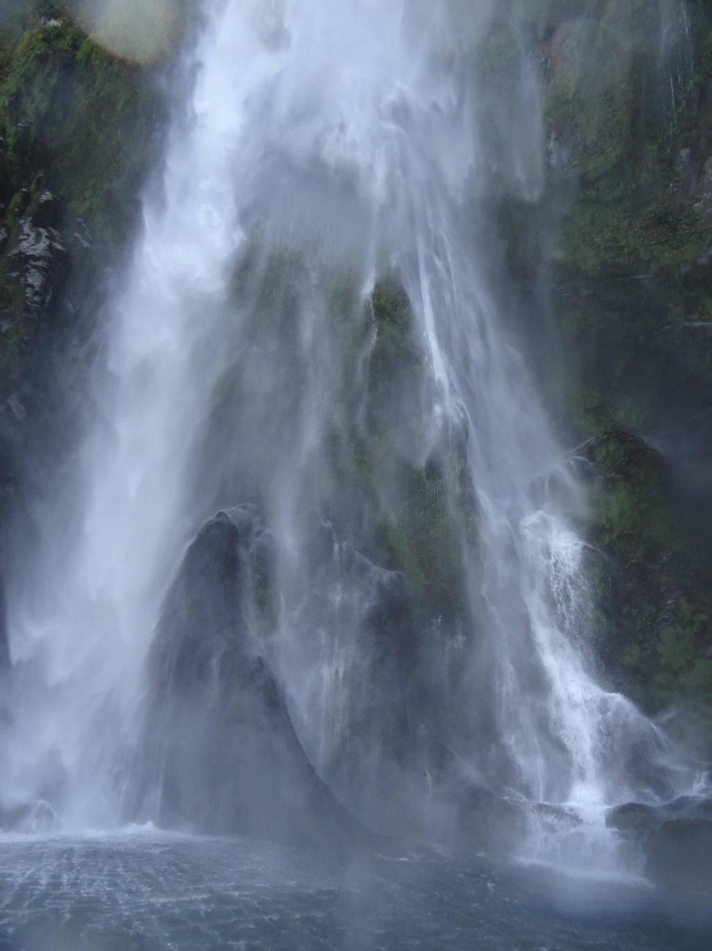 Waterfall 4 by veryevilmastermind
