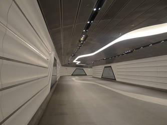 Tunnel 3 by veryevilmastermind