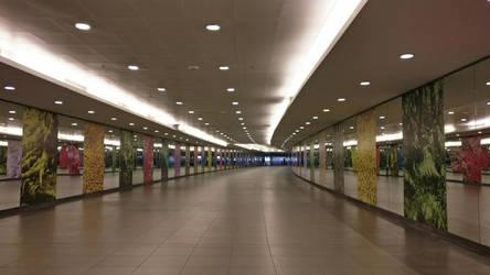 Tunnel 5 by veryevilmastermind