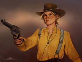 Sadie Adler by Josephine-frays