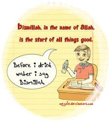 Bismillah by mesale