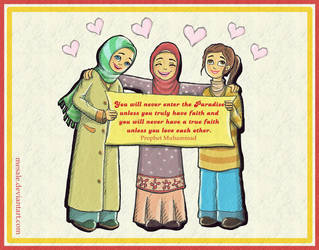 hadith4 by mesale