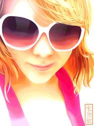 Summer by finalknightxx