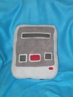 Famicom Pillow by PlushWorkshop