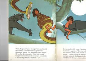 Jungle book Kaa and Mowgli part 2 by pasta79