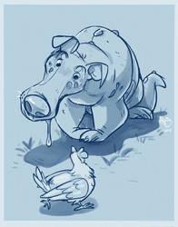 Drooool by Gatordog