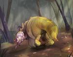 Chicken Thief by Gatordog