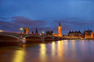 London by Klek