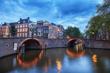 Amsterdam by Klek