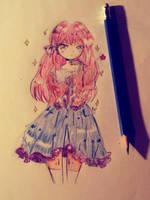 We love pink by Lunawaii