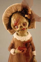 Valentine Zombie by Woodedwoods