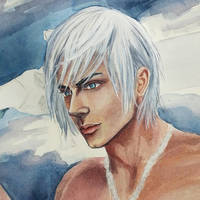 Devil May Cry 3 dante by rimrimrim
