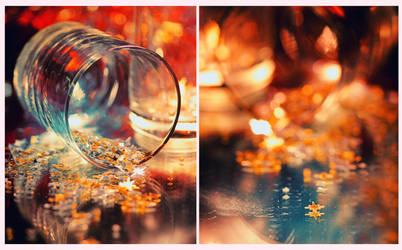 stars in the glass by Anti-Pati-ya