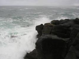Ocean Rocks 2 by tristin-stock