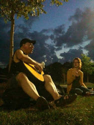 Sing Along by ContessaBlackEmil