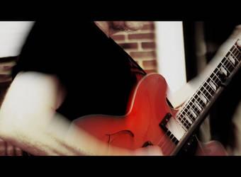 His Guitar by ContessaBlackEmil